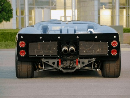 2008 Ford GT40 Shelby 85th commemorative 9