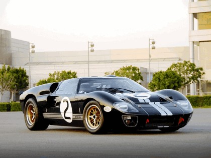 2008 Ford GT40 Shelby 85th commemorative 10