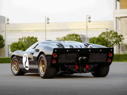 2008 Ford GT40 Shelby 85th commemorative 11