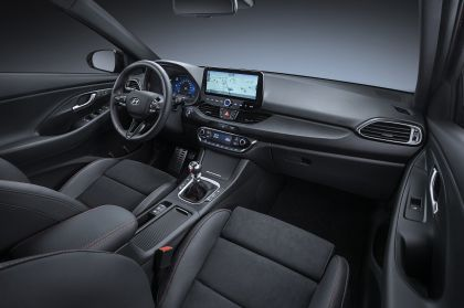 2020 Hyundai i30 Fastback N Line 7