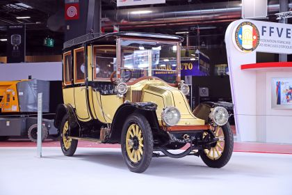 1910 Renault Type BY 13
