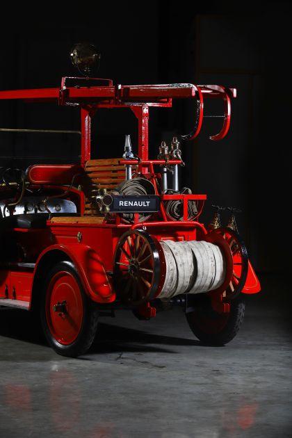 1929 Renault Type LO Firetruck 9