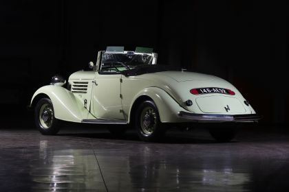 1935 Renault Vivasport cabriolet 4