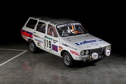 1976 Renault 12 Break Abidjan-Nice 3