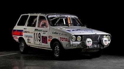 1976 Renault 12 Break Abidjan-Nice 6