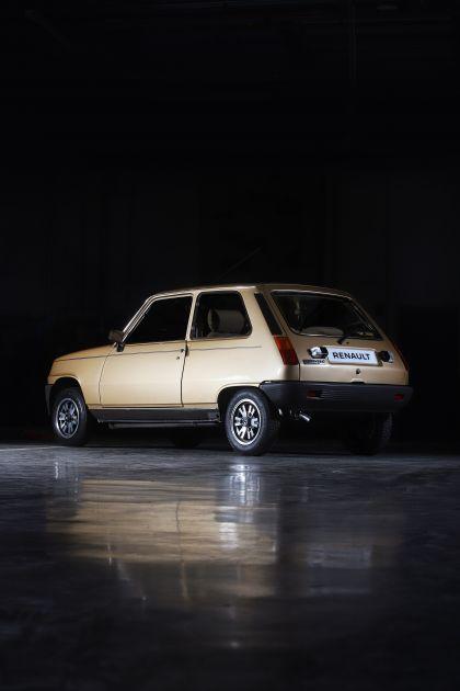 1984 Renault 5 TX 7