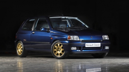 1994 Renault Clio Williams 3