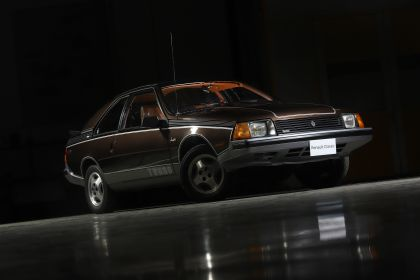 1982 Renault Fuego Turbo - USA version 4