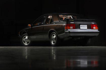 1982 Renault Fuego Turbo - USA version 6