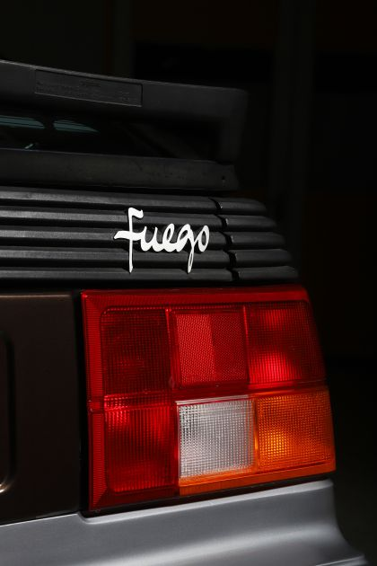 1982 Renault Fuego Turbo - USA version 8