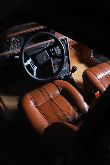 1982 Renault Fuego Turbo - USA version 11