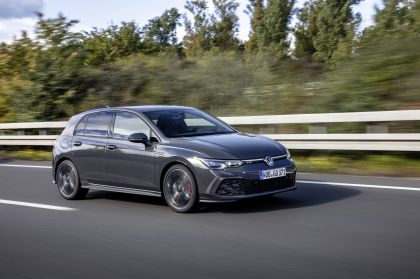 2020 Volkswagen Golf ( VIII ) GTD 28