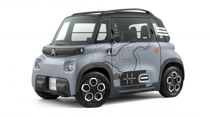 2020 Citroën Ami 16