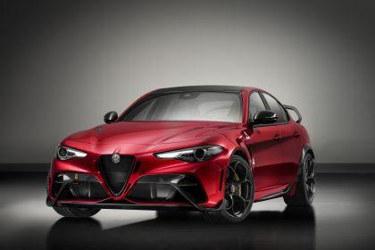 2020 Alfa Romeo Giulia GTAm 1