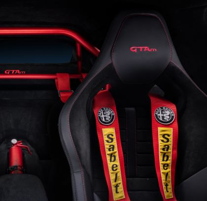2020 Alfa Romeo Giulia GTAm 10