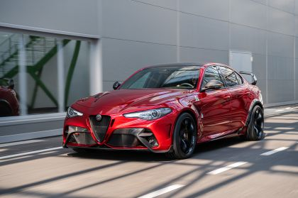 2020 Alfa Romeo Giulia GTAm 13