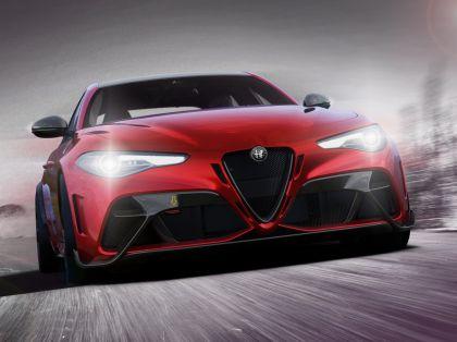 2020 Alfa Romeo Giulia GTAm 20
