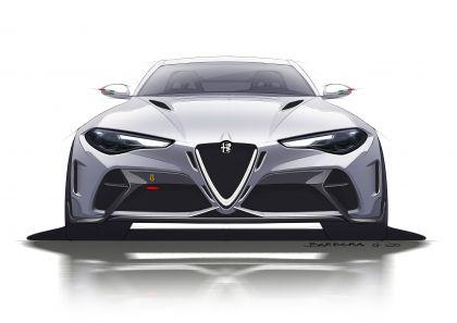2020 Alfa Romeo Giulia GTAm 25