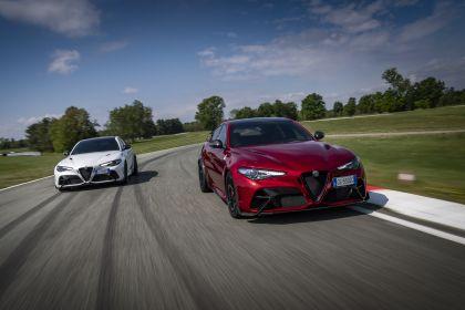 2020 Alfa Romeo Giulia GTAm 37