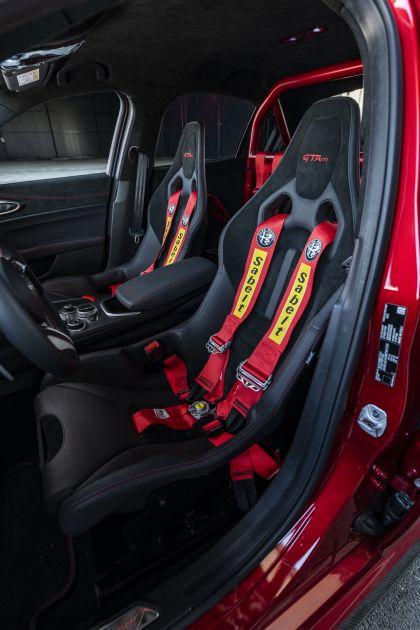 2020 Alfa Romeo Giulia GTAm 46