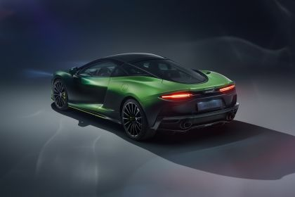 2020 McLaren GT Verdant theme by MSO 3