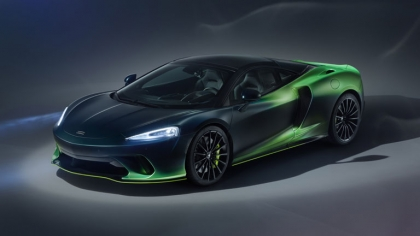 2020 McLaren GT Verdant theme by MSO 4