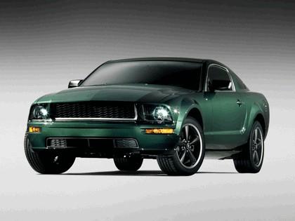 2008 Ford Mustang Bullitt 1