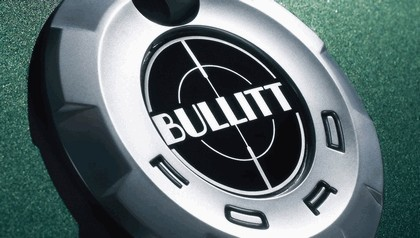 2008 Ford Mustang Bullitt 18
