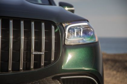 2020 Mercedes-AMG GLS 63 4Matic+ - USA version 37
