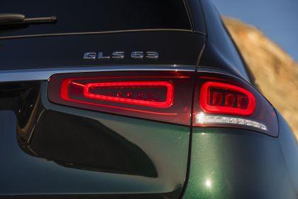 2020 Mercedes-AMG GLS 63 4Matic+ - USA version 42