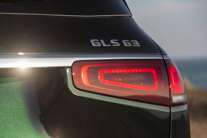 2020 Mercedes-AMG GLS 63 4Matic+ - USA version 43