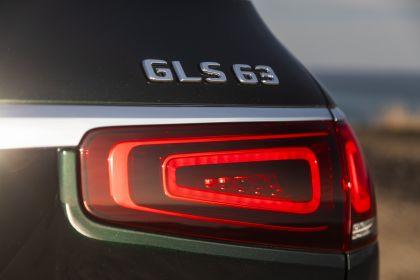 2020 Mercedes-AMG GLS 63 4Matic+ - USA version 44