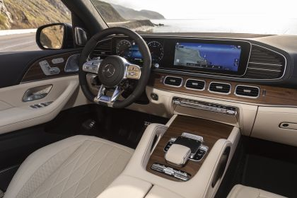 2020 Mercedes-AMG GLS 63 4Matic+ - USA version 50