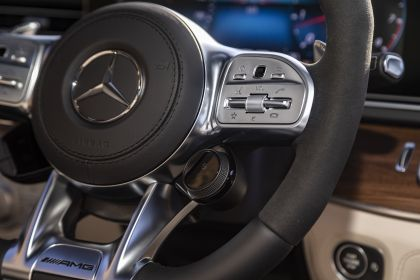 2020 Mercedes-AMG GLS 63 4Matic+ - USA version 54