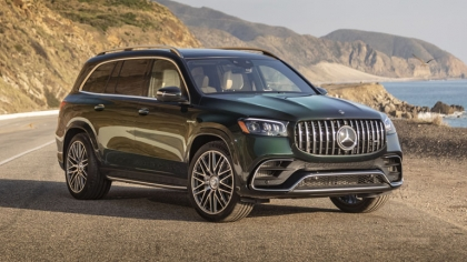 2020 Mercedes-AMG GLS 63 4Matic+ - USA version 7
