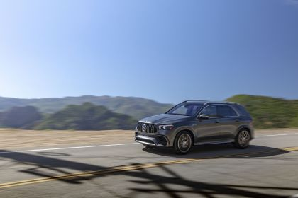 2020 Mercedes-AMG GLE 63 S 4Matic+ - USA version 5