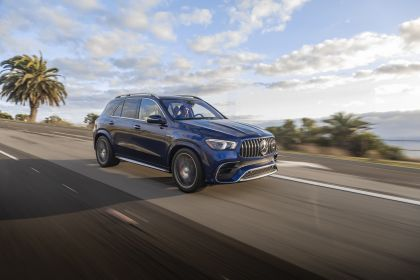 2020 Mercedes-AMG GLE 63 S 4Matic+ - USA version 11