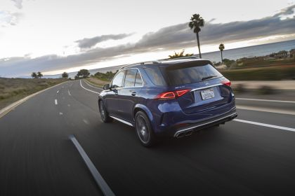 2020 Mercedes-AMG GLE 63 S 4Matic+ - USA version 16