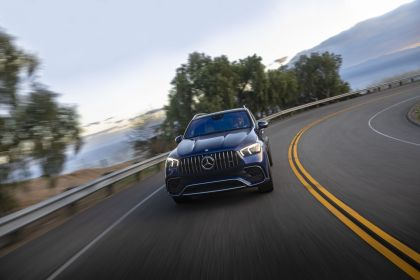 2020 Mercedes-AMG GLE 63 S 4Matic+ - USA version 21