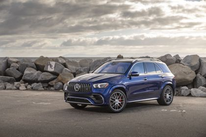 2020 Mercedes-AMG GLE 63 S 4Matic+ - USA version 31