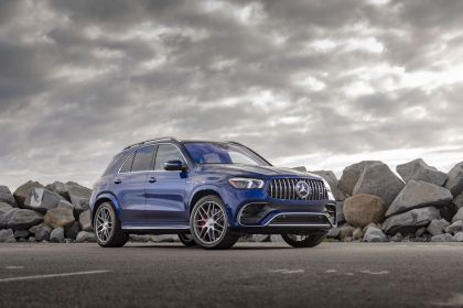 2020 Mercedes-AMG GLE 63 S 4Matic+ - USA version 34