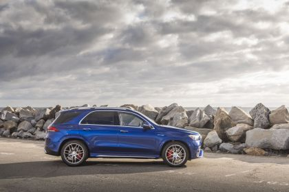 2020 Mercedes-AMG GLE 63 S 4Matic+ - USA version 35