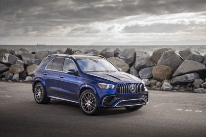 2020 Mercedes-AMG GLE 63 S 4Matic+ - USA version 37