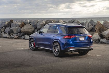 2020 Mercedes-AMG GLE 63 S 4Matic+ - USA version 38