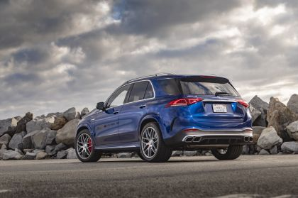 2020 Mercedes-AMG GLE 63 S 4Matic+ - USA version 39