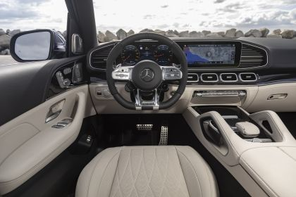2020 Mercedes-AMG GLE 63 S 4Matic+ - USA version 56