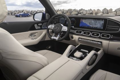 2020 Mercedes-AMG GLE 63 S 4Matic+ - USA version 58