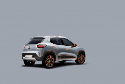 2020 Dacia Spring Electric concept 2