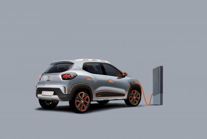2020 Dacia Spring Electric concept 3