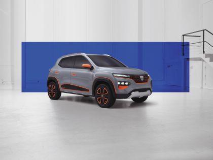 2020 Dacia Spring Electric concept 4